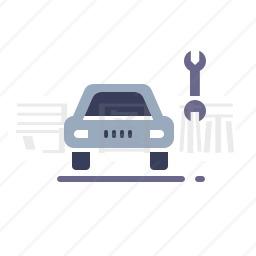 汽车修理图标