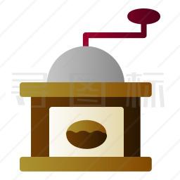 咖啡研磨机图标