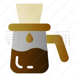 咖啡壶图标