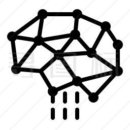 神经元图标