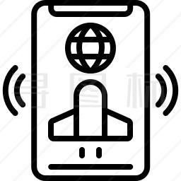 移动电话图标