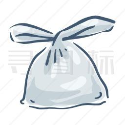 塑料袋图标