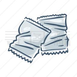 包装袋图标