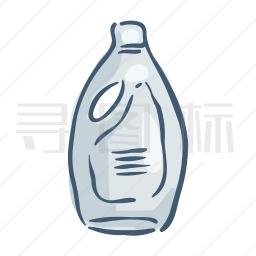 塑料瓶图标