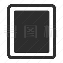 平板电脑图标