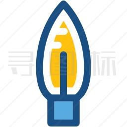 电灯泡图标