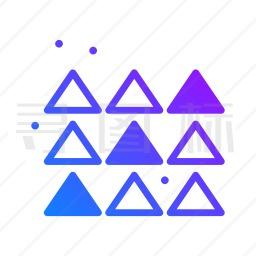 三角形图标