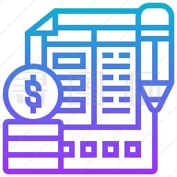 财务报表图标