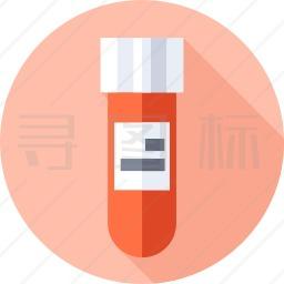 血液测试图标