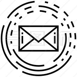 电子邮件图标