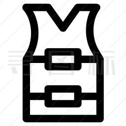 救生衣图标