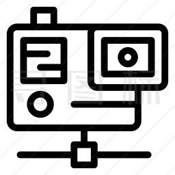 凸轮记录仪图标