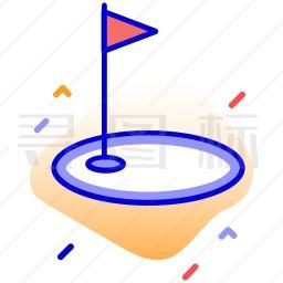 高尔夫图标