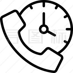 工作时间图标