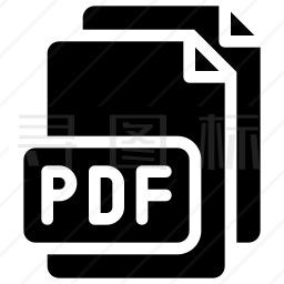 PDF图标