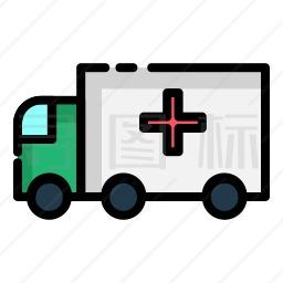 救护车图标