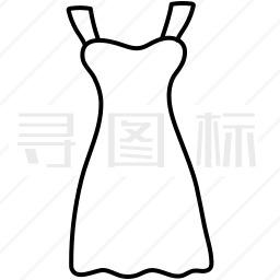 连衣裙图标