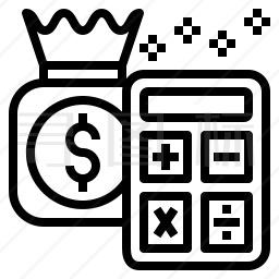 财务计算图标