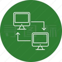局域网图标