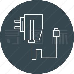 充电器图标