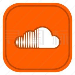 Soundcloud图标