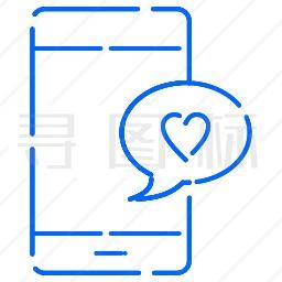 手机短信图标