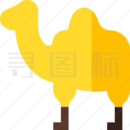单峰骆驼图标