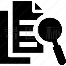 文件搜索图标