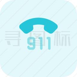 911电话图标