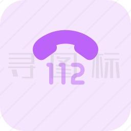112电话图标