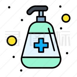 洗涤剂图标