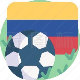 哥伦比亚足球联合会图标