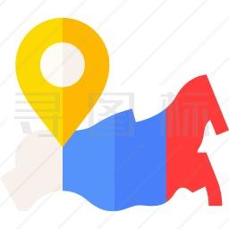 地图位置图标