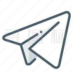发送邮件图标