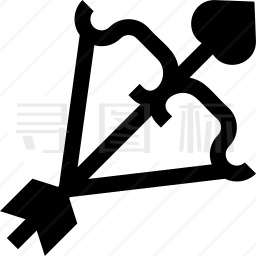 丘比特弓图标