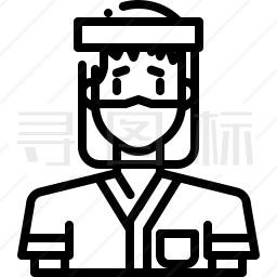 外科医生图标