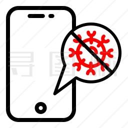 智能手机图标