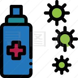 消毒剂图标