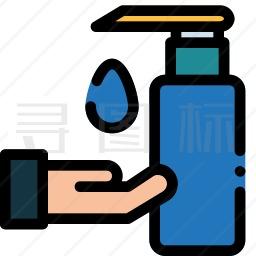 洗手液图标