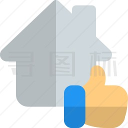 智能住宅图标