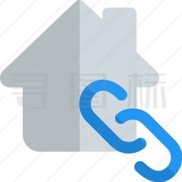 房产链接图标