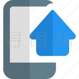 手机房产信息图标