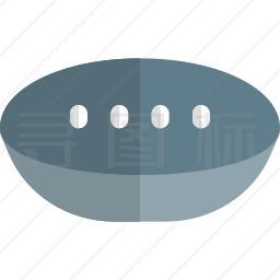 智能扬声器图标