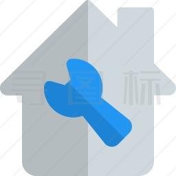 房子维修图标