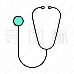 听诊器图标