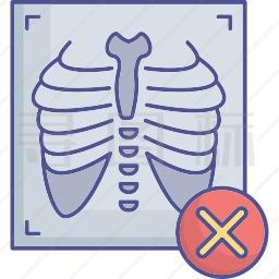 X射线图标