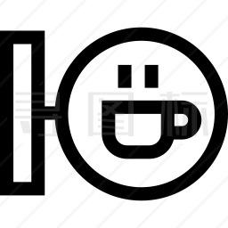 咖啡馆图标
