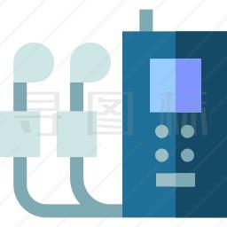 电子讲解机图标