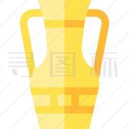 双耳瓶图标