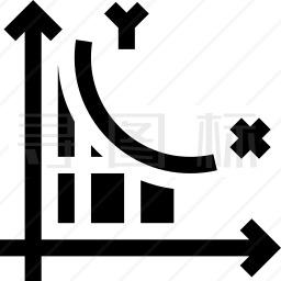 抛物线图标
